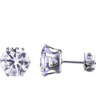 Crystal Earrings for Men